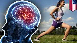 Working out could help prevent Alzheimer's [Video]