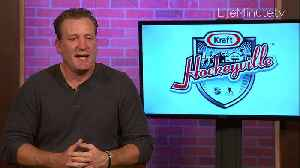 NHL Hall of Famer, Jeremy 'J.R.' Roenick, Talks playoffs, down-time and a project he's passionate about [Video]