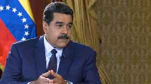 Maduro declares challenge to his leadership 'over' as he attacks EU [Video]