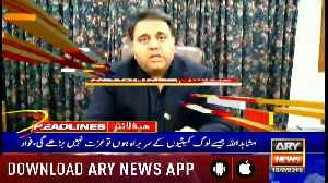 Headlines ARYNews 1200 13th February 2019 [Video]