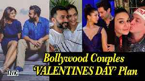 Check OUT- Bollywood Couples 'VALENTINES DAY' Plan [Video]