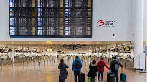 All Flights Cancelled In Belgium [Video]