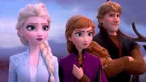 News video: Frozen 2 - Official Teaser Trailer
