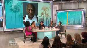 The Talk - 'The Talk' Hosts Slam Bill Cosby For Saying He's a 'political prisoner' [Video]