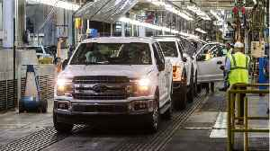 Ford Recalls Pickup Trucks With Faulty Transmissions [Video]