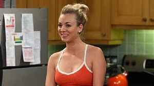 Kaley Cuoco Shares 'The Big Bang Theory' Flash Mob [Video]