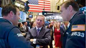 Dow Jones Leads Wall Street To Rally For Second Day [Video]