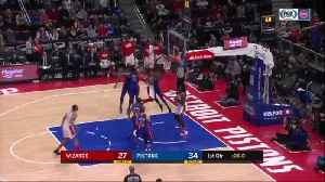 """News video: Dwane Casey has """"love"""" for Thon Maker's early efforts with Pistons"""