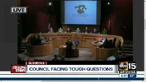 Public weighs in on Glendale tasing incident at city council meeting [Video]