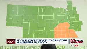Food pantry facing reality of another government shutdown [Video]