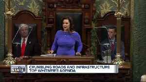 Governor Gretchen Whitmer delivers State of the State Address [Video]