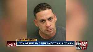 Police arrest suspect who shot Tampa man as he defended woman who was being assaulted [Video]