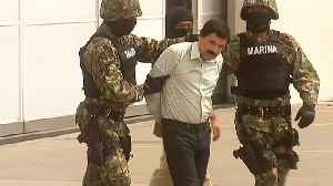 U.S. Jury Finds Mexican Drug Cartel Boss Joaquín 'El Chapo' Guzmán Guilty [Video]