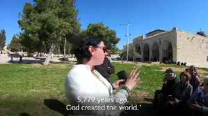 A Palestinian and an Israeli offer Jerusalem tour together [Video]