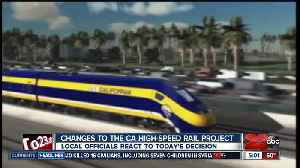 Big cuts to the CA High-Speed Rail Project [Video]