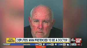 Deputies: 73-year-old man practiced health care without license [Video]