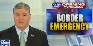 News video: Hannity slams 'garbage compromise' government funding deal