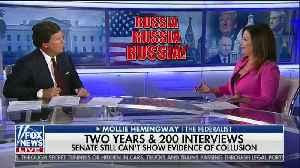 Tucker Carlson and Mollie Hemingway slam GOP for kissing Mueller's butt [Video]