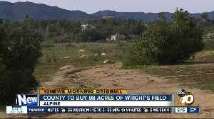County to buy, preserve 98 acres of Wright's Field in Alpine [Video]