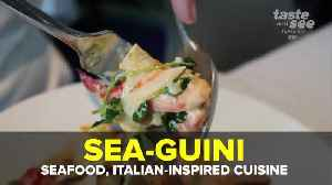 Sea-guini on Clearwater Beach | Taste and See Tampa Bay [Video]