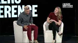 Abby Wambach and Kendall Coyne Schofield [Video]