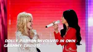 Dolly Parton Performed Part Of Her Own Grammy Tribute [Video]