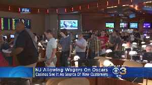 New Jersey Allowing Wagers On Oscars [Video]