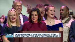 Governor Gretchen Whitmer to deliver State of the State Address tonight [Video]