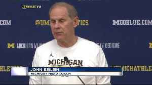 Beilein says Michigan knows Penn State playing better than its record [Video]
