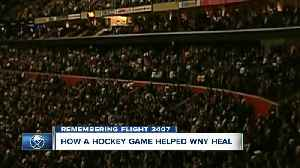 10 years later: The Sabres game that helped WNY heal [Video]