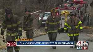Northland church strives to help first responders [Video]