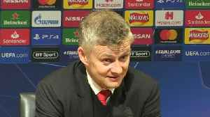 Solskjaer admits PSG showed United another level [Video]