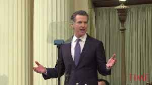 California Gov. Gavin Newsom Accuses Trump of 'Fear-Mongering' in Major Speech [Video]