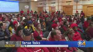 Day 2 Of Denver Teachers Strike, Negotiations Continue [Video]