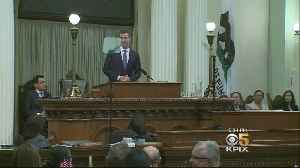 Analysis Of Main Points To Gov. Newsom's First State Of The State Address [Video]