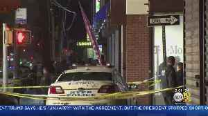 NYPD Officer Shot And Killed In Queens [Video]