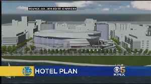 Warriors Plan To Build Hotel Next To New Chase Center Arena In SF [Video]