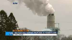 WE Energies to build wind barrier in hopes of eliminating coal dust [Video]