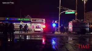 2 NYPD Officers Were Shot During an Apparent Armed Robbery in Queens, Police Say [Video]