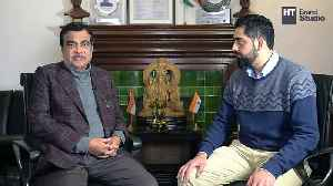 Need publics support to reduce road accidents Nitin Gadkari [Video]