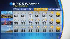 Late Tuesday Evening Forecast With Paul Deanno [Video]