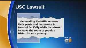 Gay, Bisexual Former Students Accuse USC Sexual Health Physician Of Sexual Harassment [Video]