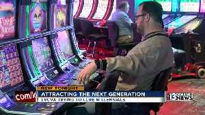 Las Vegas stepping up efforts to attract the millennial tourist [Video]