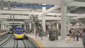 Plans On Hold For High Speed Rail From Transbay To LA [Video]