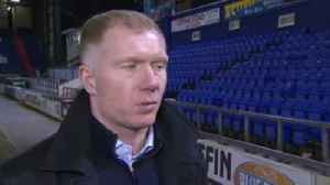 News video: Scholes: Banks was such a nice gentleman
