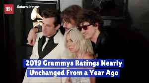 News video: What Were The Ratings For The 2019 Grammys