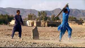 Cricket in Afghanistan: Sport helping Afghans cope with war [Video]