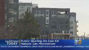 Public Hearing On Con-Ed Moratorium [Video]
