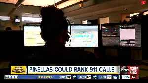Pinellas County working to improve 911 response time [Video]
