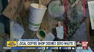 Black Crow Coffee Co. in St. Petersburg is first coffee shop in Florida to be deemed 'zero waste' [Video]